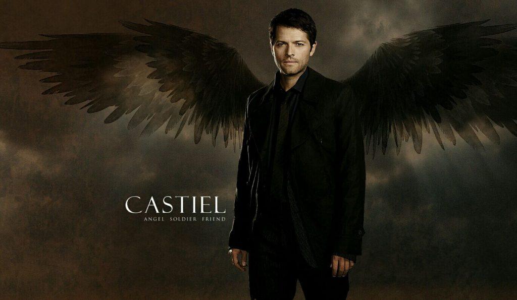 supernatural Castiel