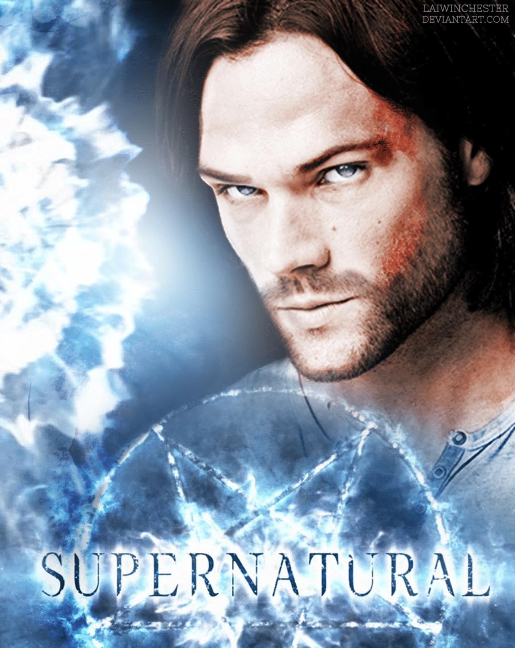 Supernatural Sam Winchester poster