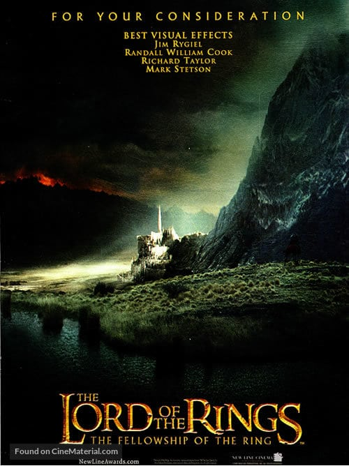 the lord of the rings 1 2001 the fellowship of the ring high quality HD printable poster green mountain black poster