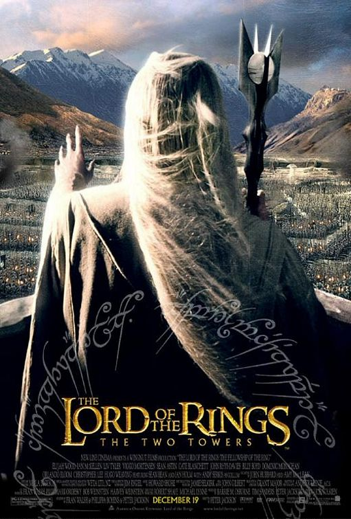 the lord of the rings poster part 1 2002 the two towers high quality HD printable two towers battlefield