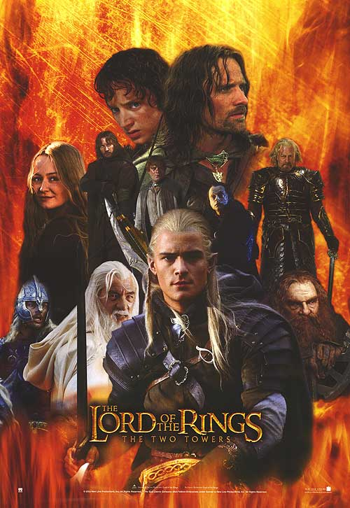 the lord of the rings poster part 3 2003 the return of the king high quality HD printable wallpapers all characters old style poster