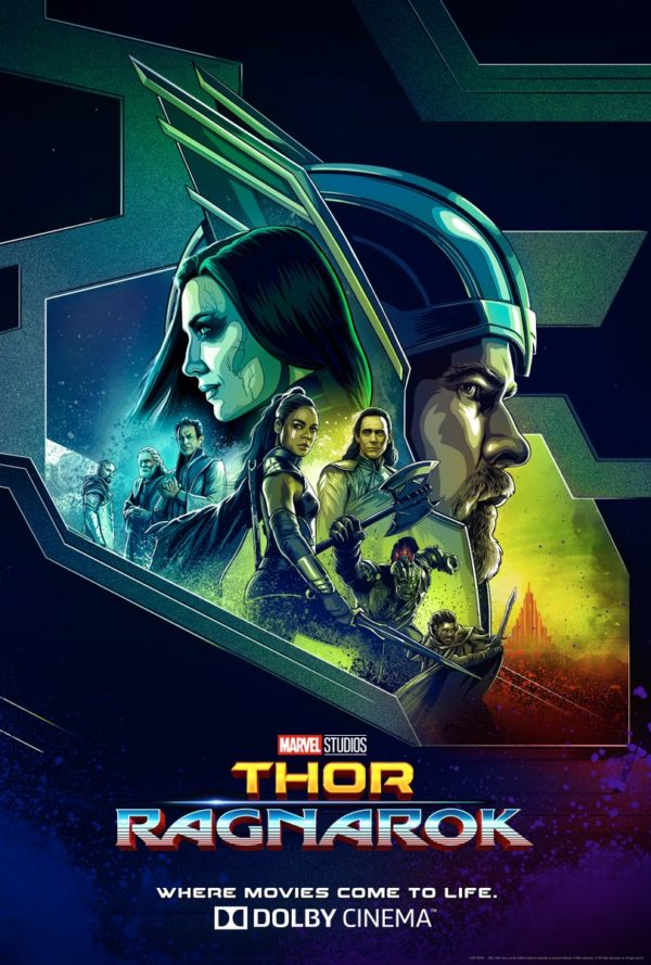 photo relating to Movie Posters Printable referred to as Thor Ragnarok Poster: 30+ Printable Posters (Free of charge Down load)