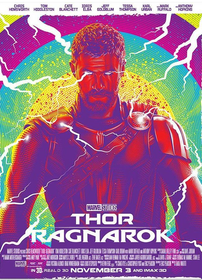 Thor-Ragnarok-HD-printable-posters-thor-official-best-animated-poster