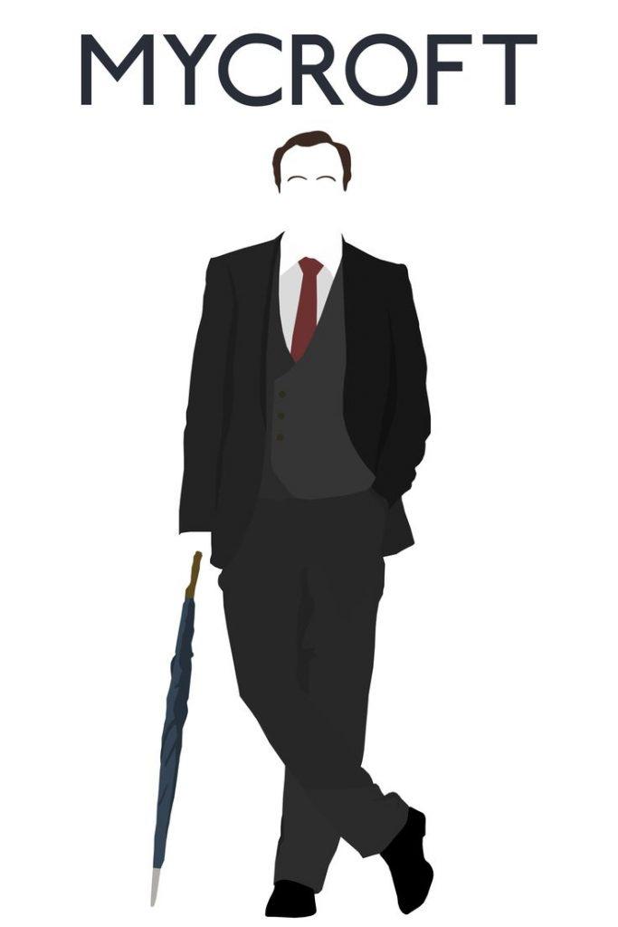 mycroft poster