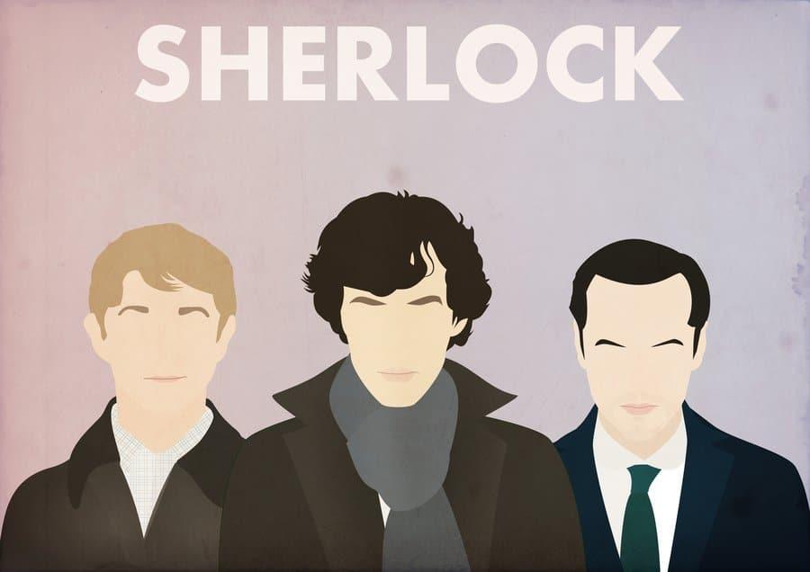 sherlock watson mycroft