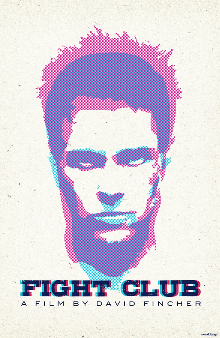 fight club high quality HD printable wallpapers poster tyler durden art animated
