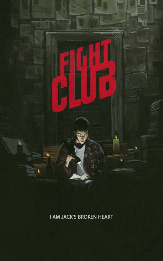fight club high quality HD printable wallpapers poster jacks broken heart