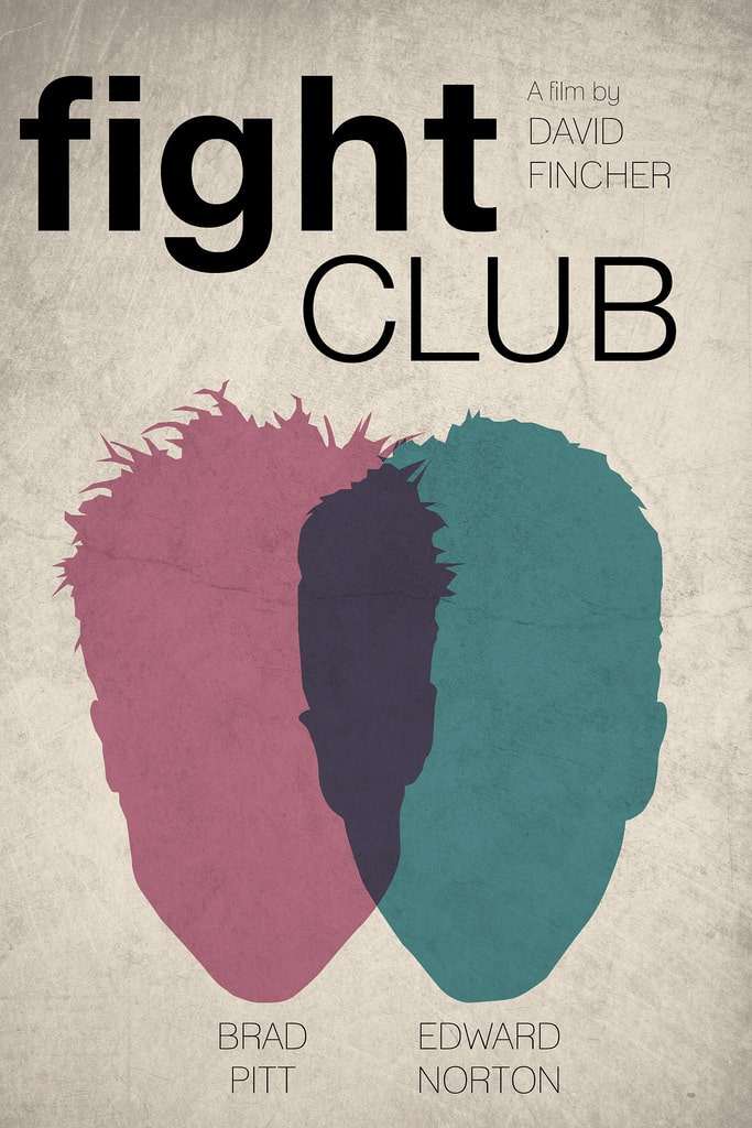 fight club high quality HD printable wallpapers poster art animated catoon