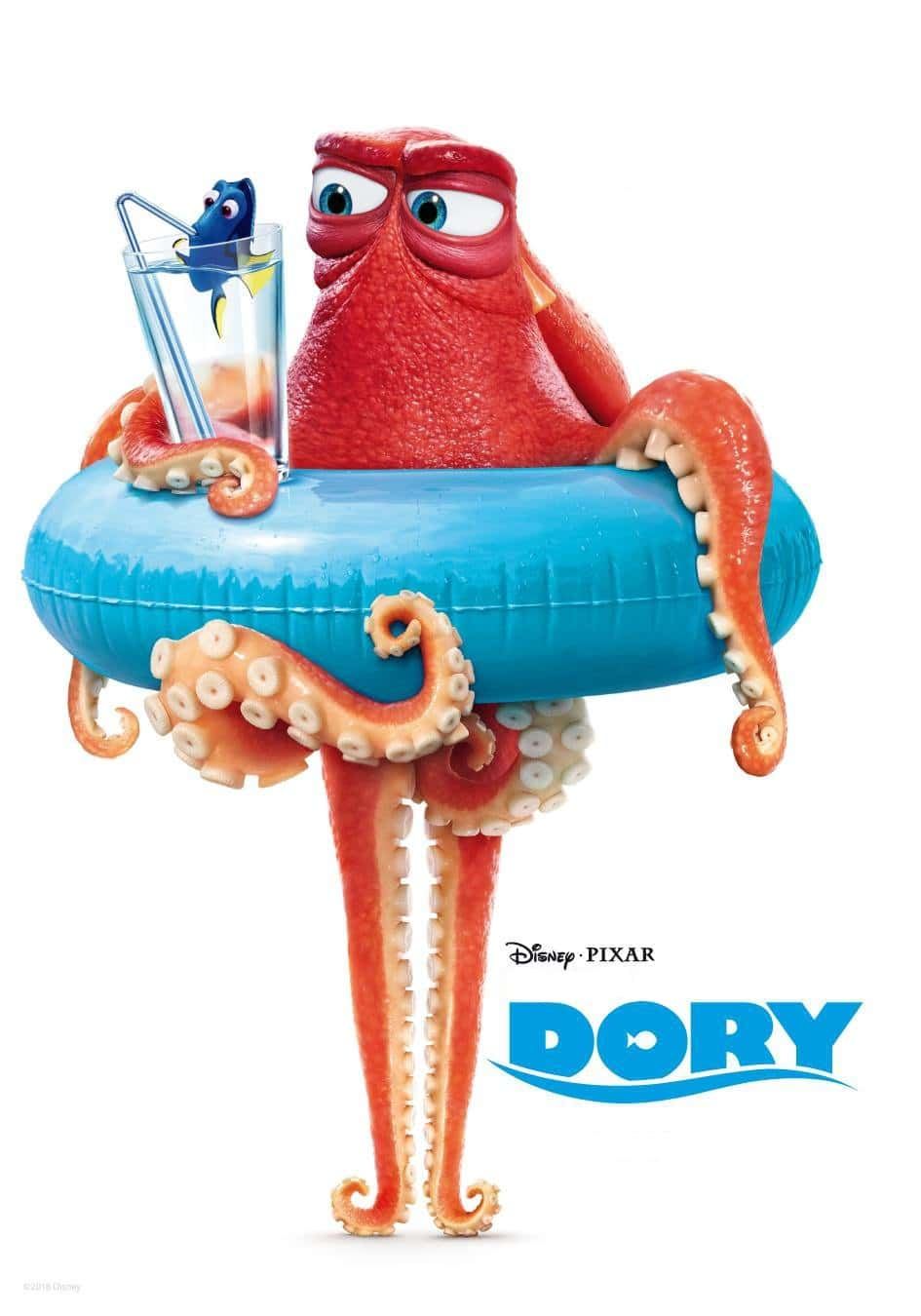 finding dory high quality HD printable wallpapers poster funny hank and dory poster drinking water