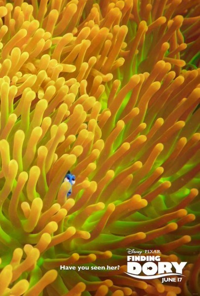 finding dory high quality HD printable wallpapers poster dory between sea plants yellow have you seen her posters