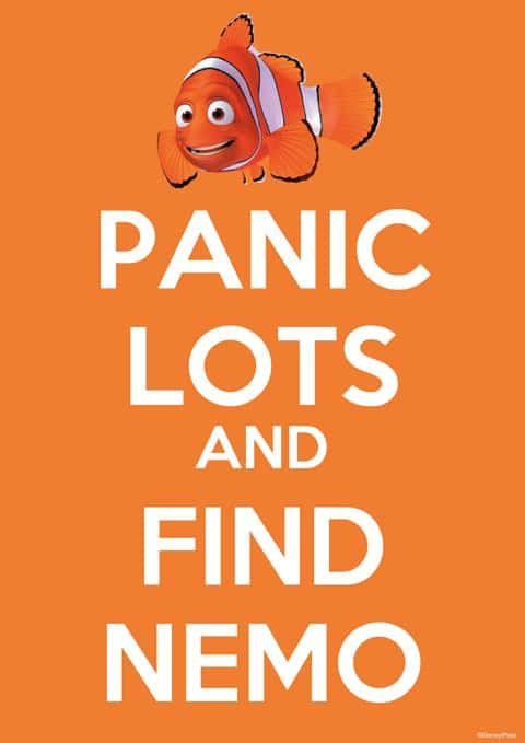 finding nemo poster high quality HD printable wallpapers keep calm poster
