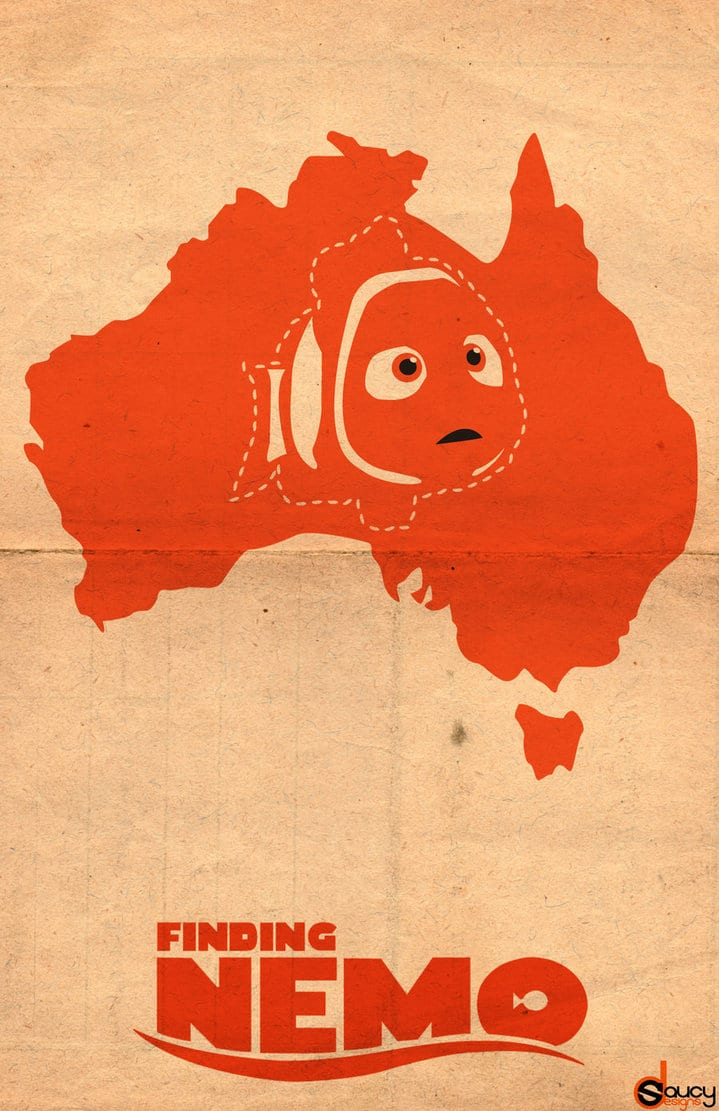 finding nemo poster high quality HD printable wallpapers nemo australia sydney