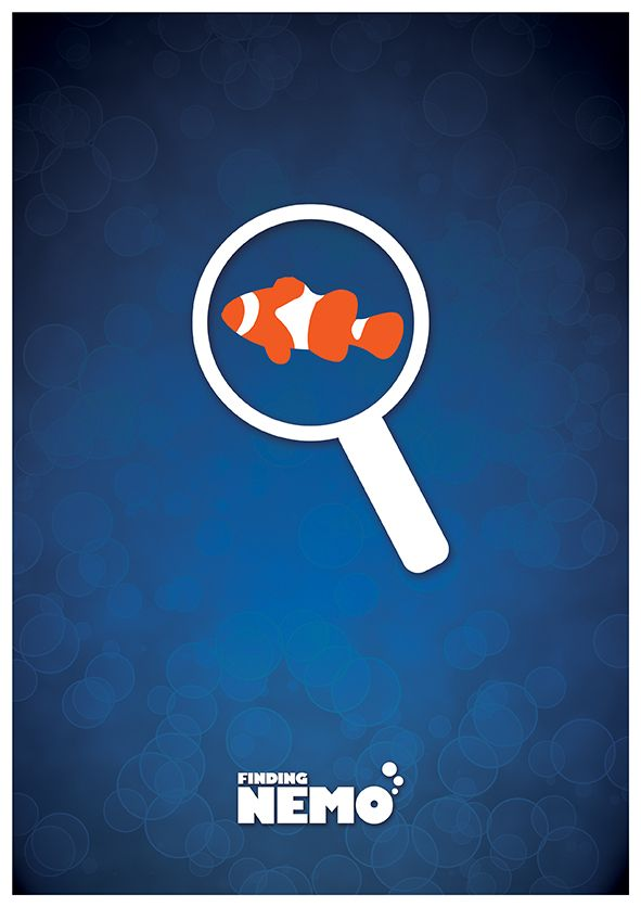 finding nemo poster high quality HD printable wallpapers art nemo poster