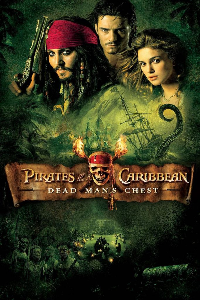 pirates of the caribbean poster dead man's chest high quality HD printable wallpapers official poster