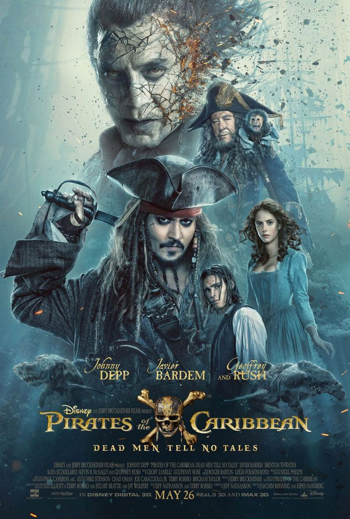 pirates of the caribbean poster dead men tell no tale high quality HD printable wallpapers official poster all characters