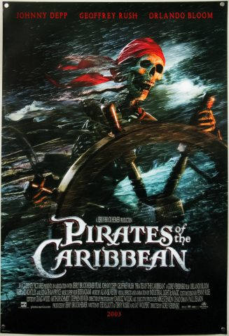 pirates of the caribbean poster the curse of black pearl high quality HD printable wallpapers cool skull body ghost ship cursed