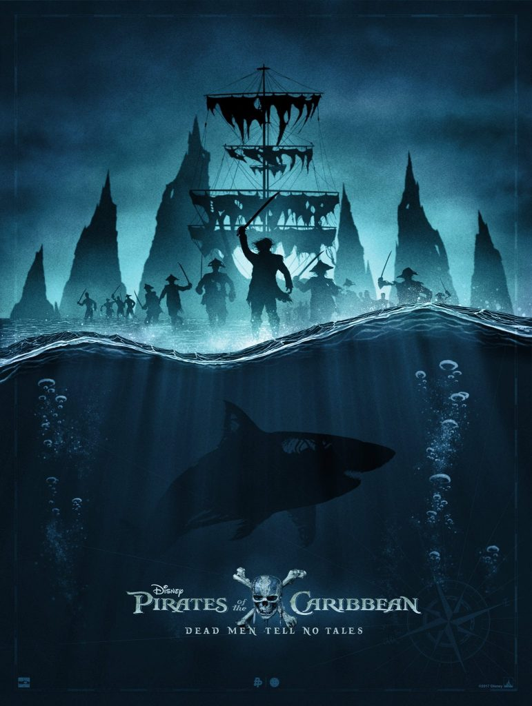 Pirates Of The Caribbean Poster 60 Amazing Posters Free Download