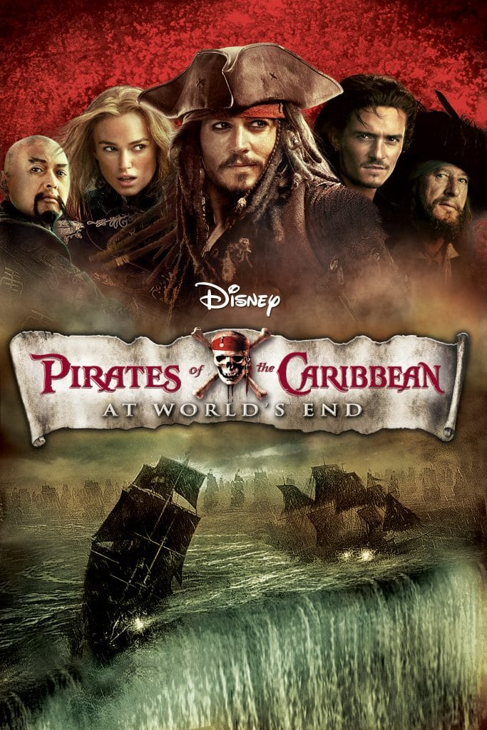 pirates of the caribbean poster high quality HD printable wallpapers at worlds end black pearl all characters