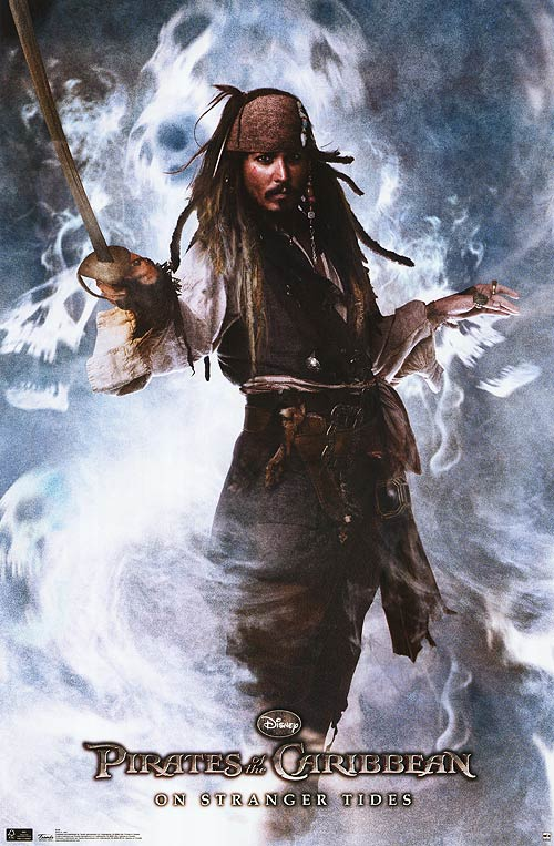 pirates of the caribbean poster high quality HD printable wallpapers jack sparrow funny pose