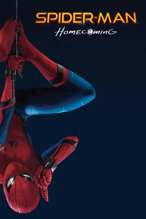spiderman homecoming poster high quality HD printable wallpapers spiderman upside down cool poster