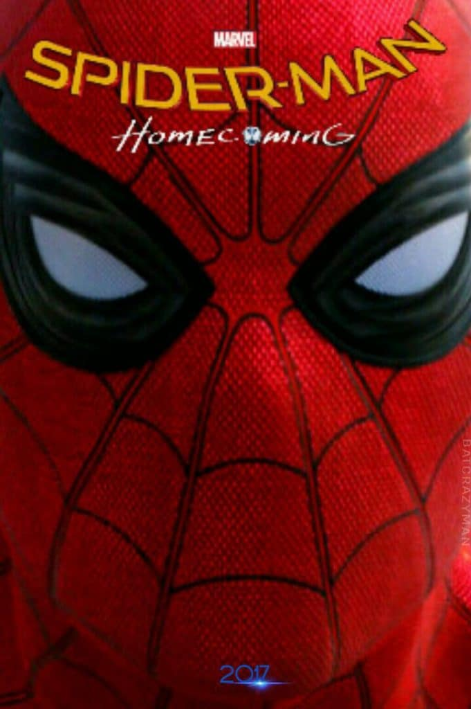 spiderman homecoming poster high quality HD printable wallpapers spiderman mask face