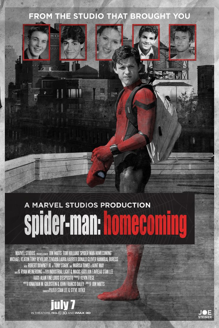 spiderman homecoming poster high quality HD printable wallpapers black red and white poster peter parker
