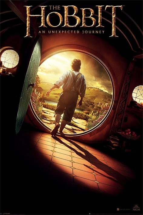 the hobbit an unexpected journey 2012 high quality HD printable wallpapers bilbo back home town