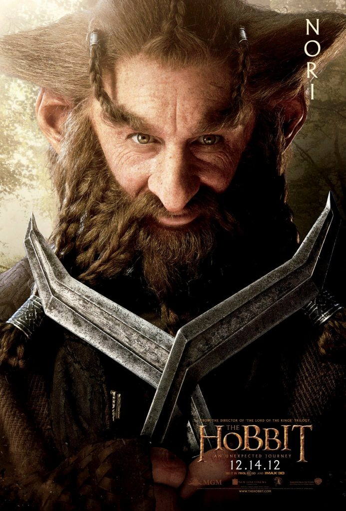 the hobbit the triology high quality HD printable wallpapers poster dwarfs
