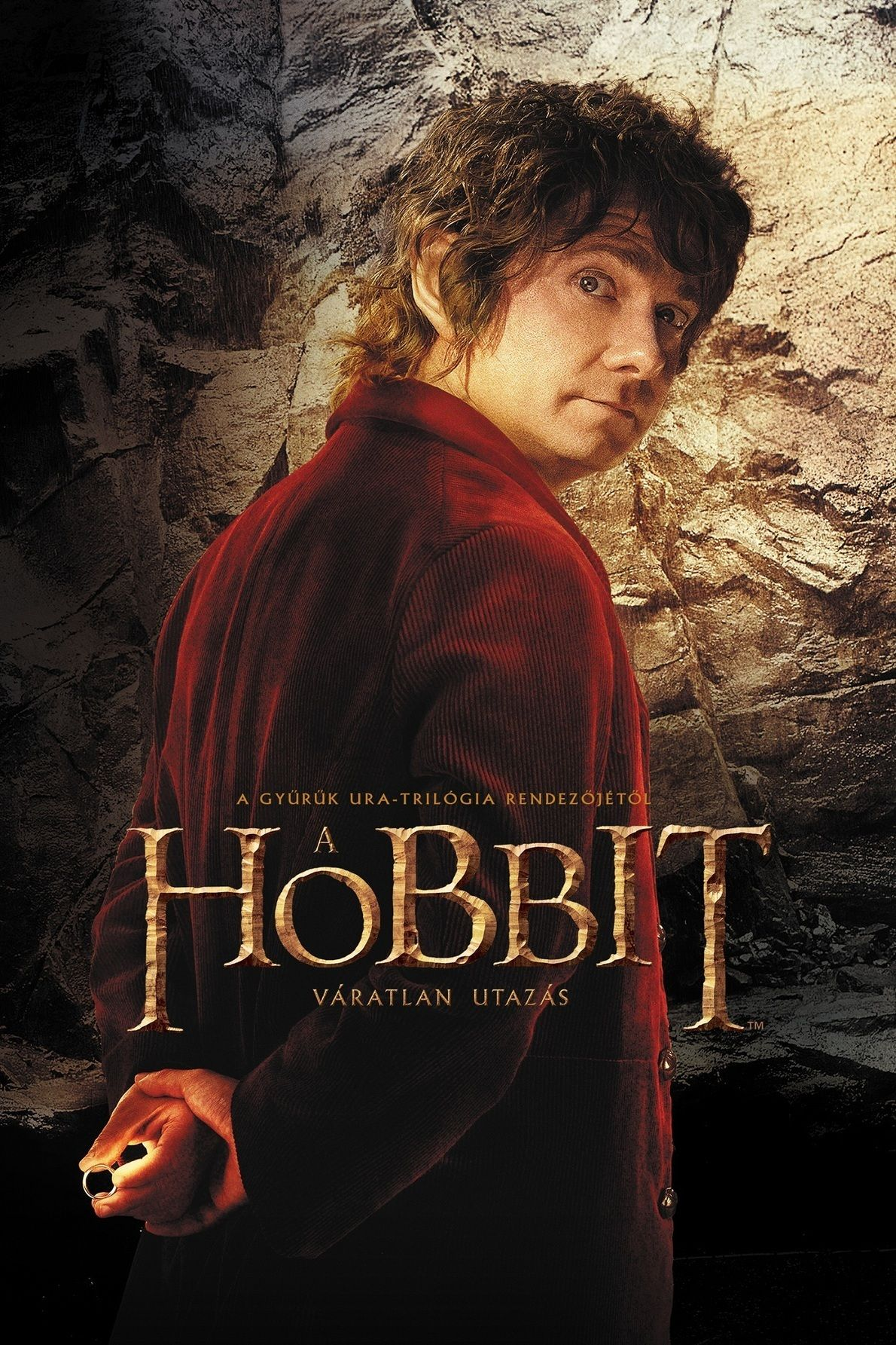 the hobbit an unexpected journey 2012 high quality HD printable wallpapers bilbo baggins ring red