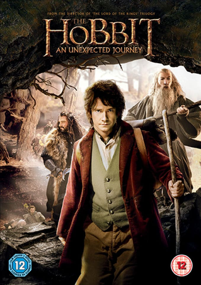 the hobbit an unexpected journey 2012 high quality HD printable wallpapers bilbo baggins martin freeman the comoany adventure in cave gandalf