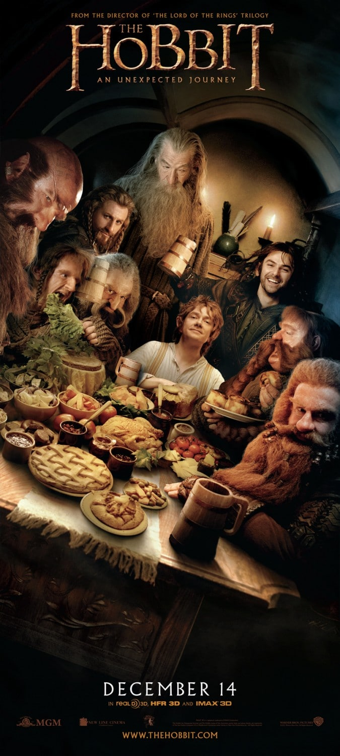 the hobbit an unexpected journey 2012 high quality HD printable wallpapers the company all characters team bilbo baggins home