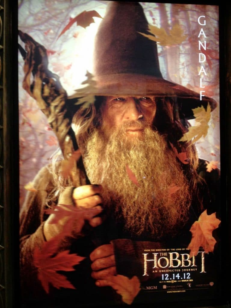 the hobbit an unexpected journey 2012 high quality HD printable wallpapers poster an mckellen gandalf classic