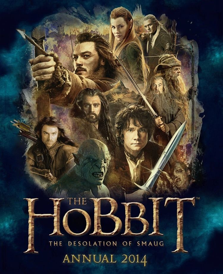 the hobbit the desolation of smaug 2013 high quality HD printable wallpapers poster all characters art