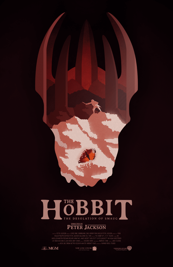 the hobbit the triology high quality HD printable wallpapers poster art cartoon animated