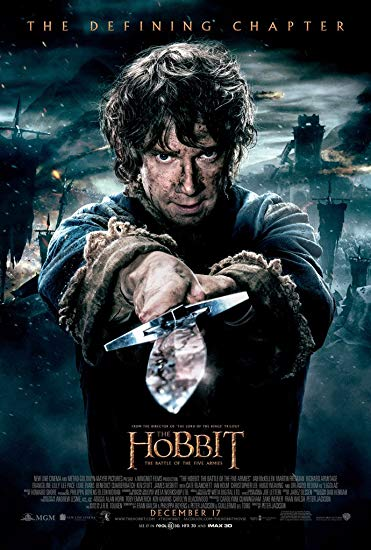 the hobbit the battle of five armies 2014 high quality HD printable wallpapers poster official poster bilbo baggins