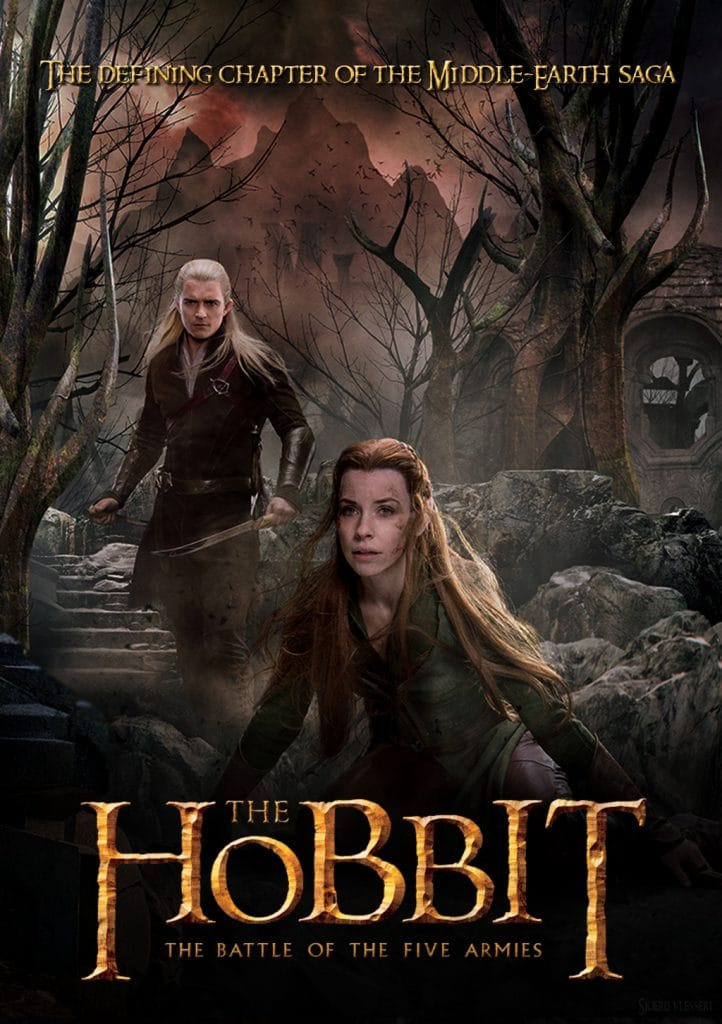 the hobbit the battle of five armies 2014 high quality HD printable wallpapers poster legolas turial elf elves