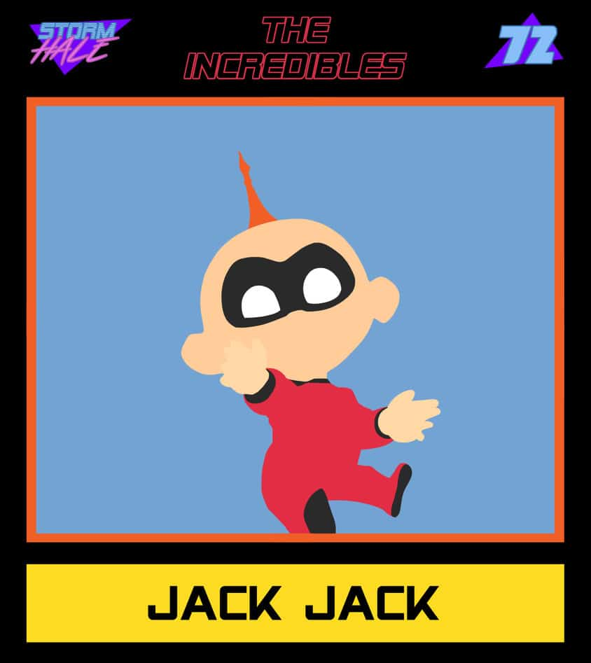 the incredibles 2 poster high quality HD printable wallpapers jack jack amazing posters