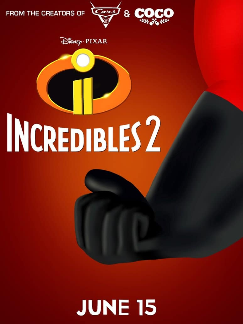 the incredibles 2 poster high quality HD printable wallpapers bob hand string muscle