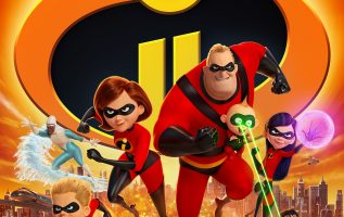 the incredibles 2 poster high quality HD printable wallpapers all characetrs official posetr