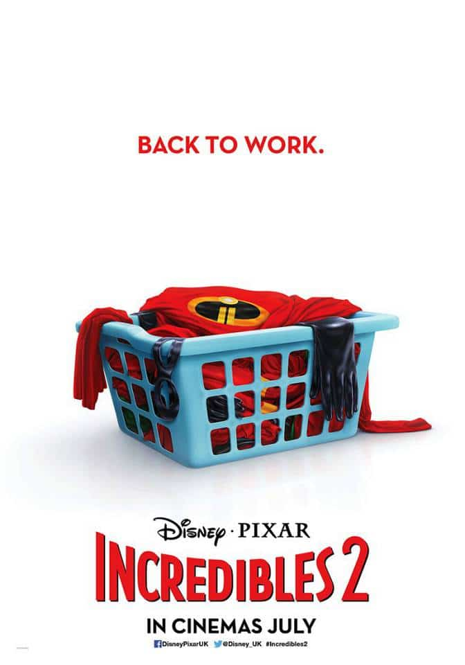 the incredibles 2 poster high quality HD printable wallpapers suit in the basket cool posters