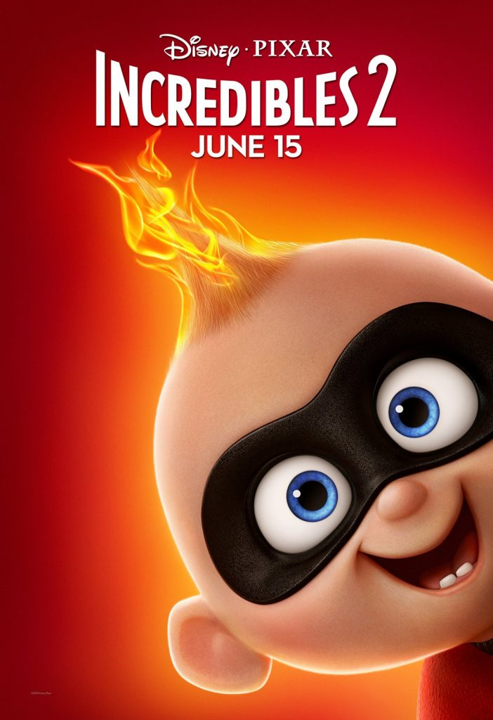 the incredibles 2 poster high quality HD printable wallpapers jack jack super powers