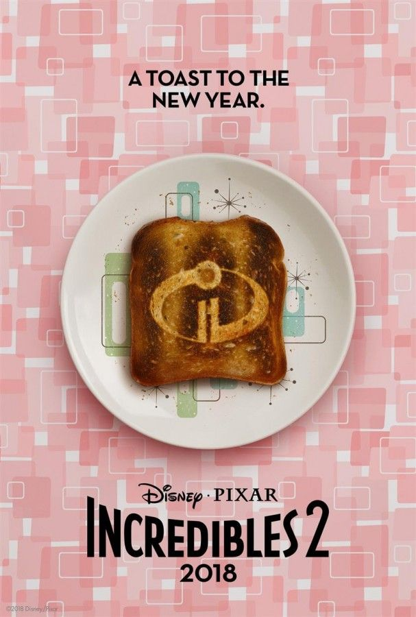 the incredibles 2 poster high quality HD printable wallpapers bob made toast bobs new job