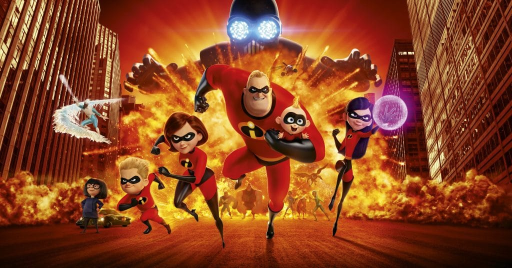the incredibles 2 poster high quality HD printable wallpapers full hd poster all characters