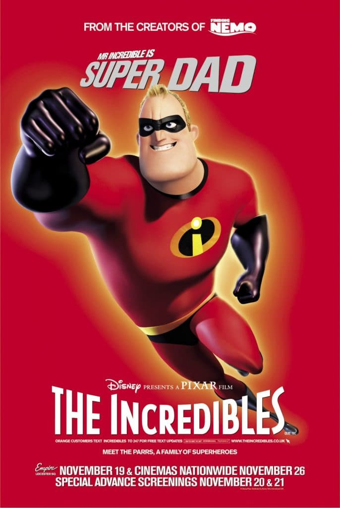 The Incredibles Poster 30 Hd Free Posters To Download