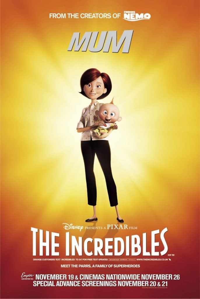 the incredibles poster high quality HD printable wallpapers super mom helen parr