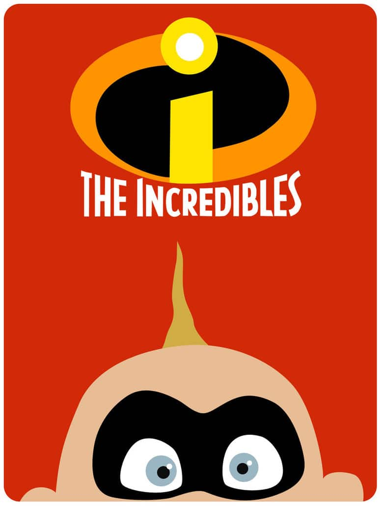 picture relating to Incredibles Logo Printable known as The Incredibles Poster: 30+ High definition Totally free Posters In the direction of Obtain