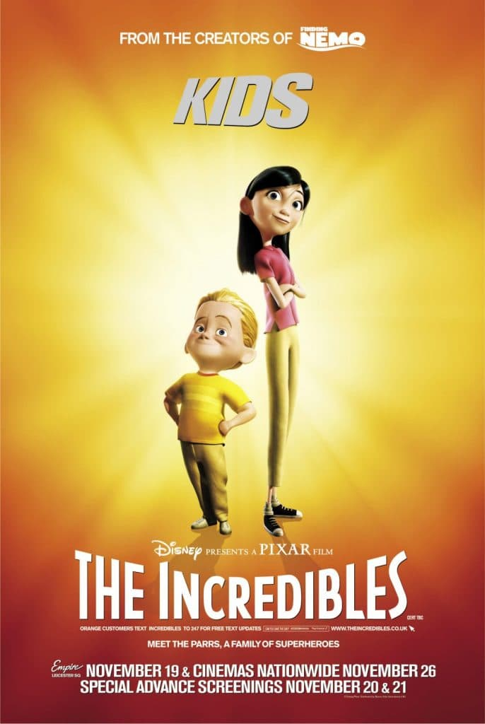 the incredibles poster high quality HD printable wallpapers super kids dash violet