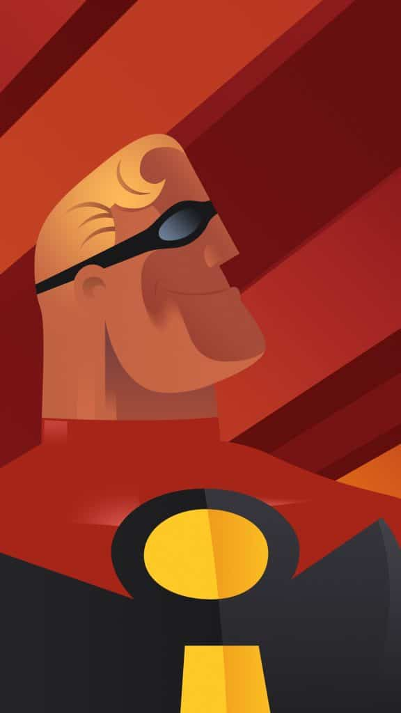 the incredibles poster high quality HD printable wallpapers art 2d cartoon mr incredibles bob parr