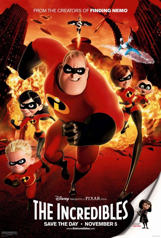the incredibles poster high quality HD printable wallpapers all family adventure
