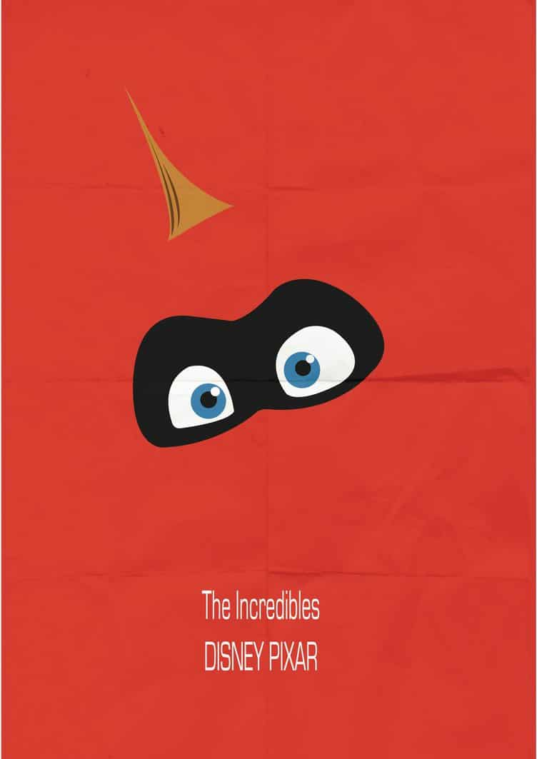 the incredibles poster high quality HD printable wallpapers jack jack cute eyes